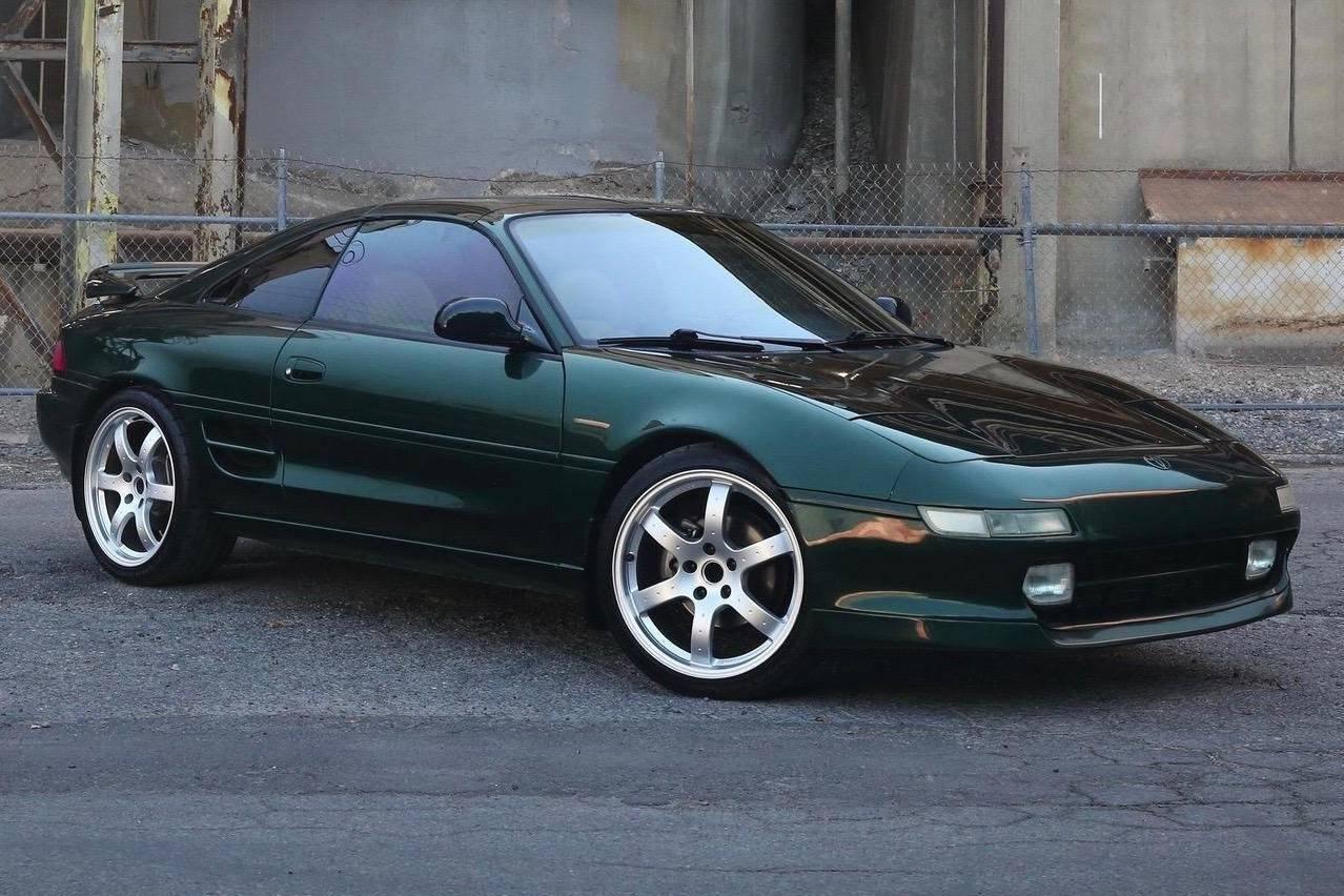 1994 Toyota Mr2 Turbo Auction Cars Bids