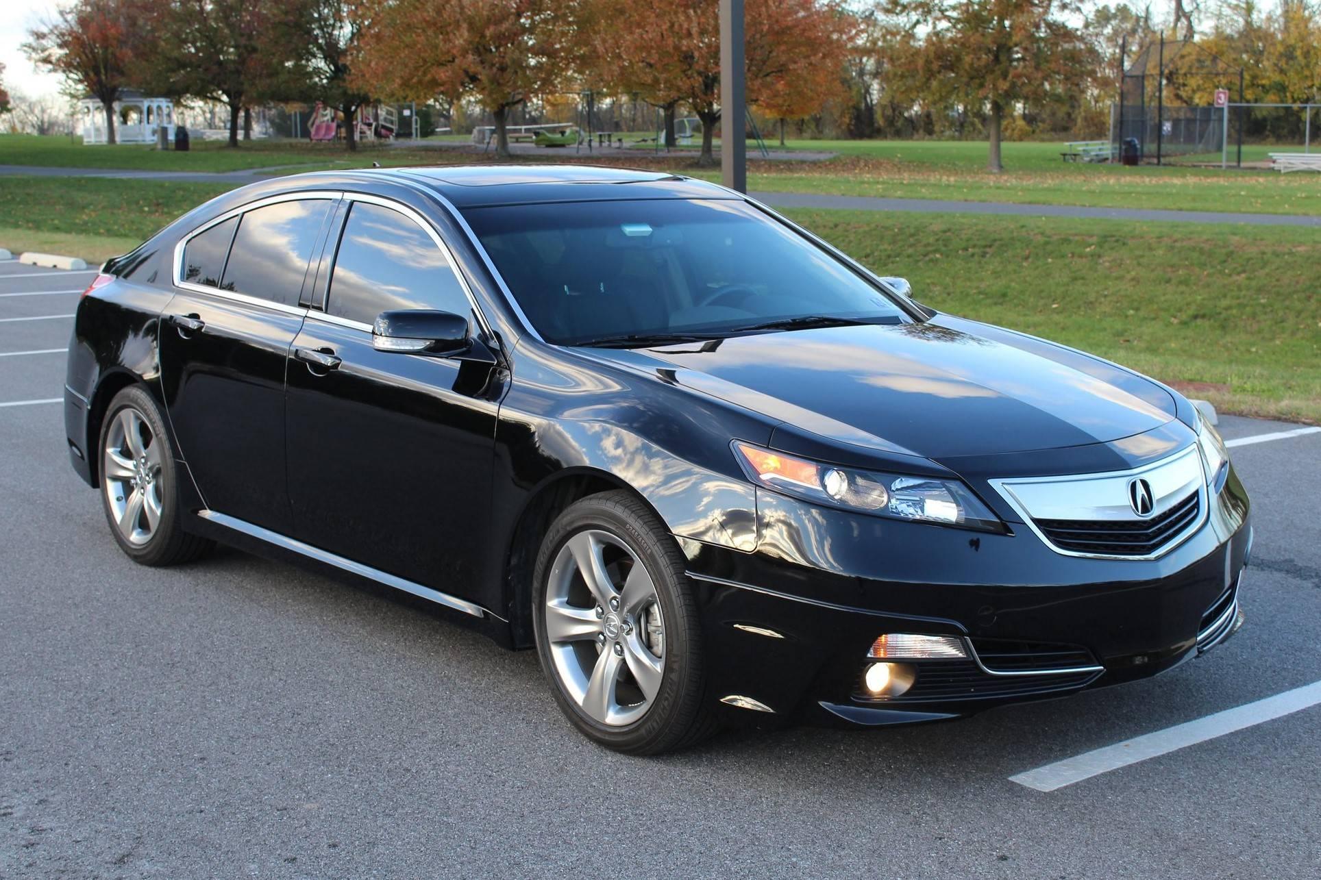 2012 Acura Tl Sh Awd Auction Cars Bids