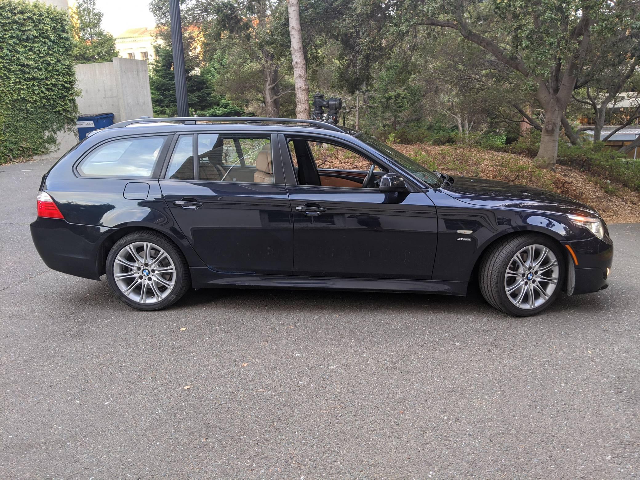 2010 Bmw 535i Xdrive Sports Wagon Auction Cars Bids