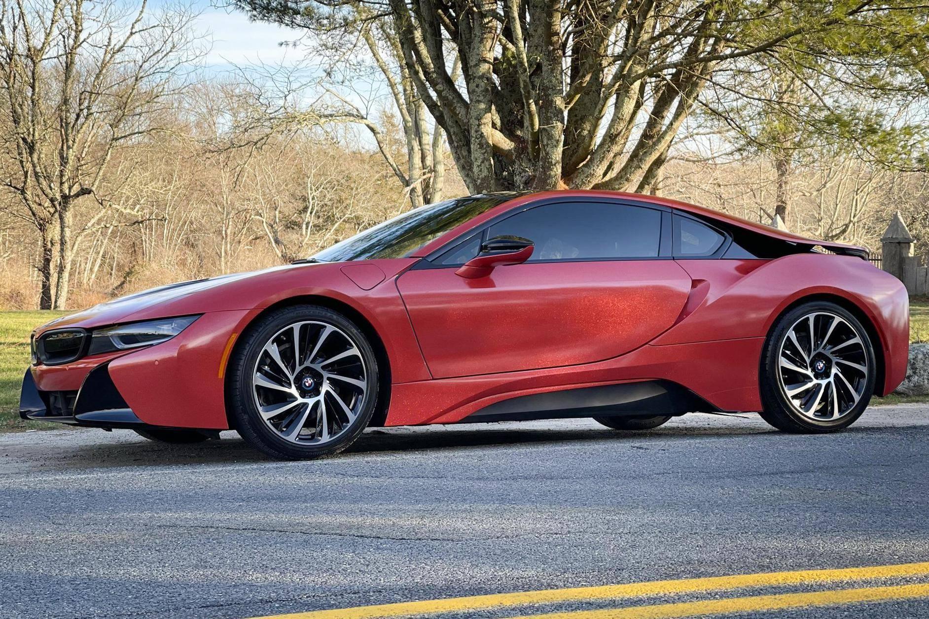 2015 Bmw I8 Auction Cars Bids