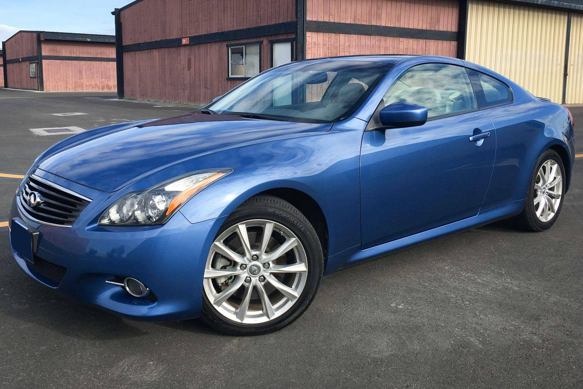 2012 Infiniti G37 Coupe Auction Cars Bids