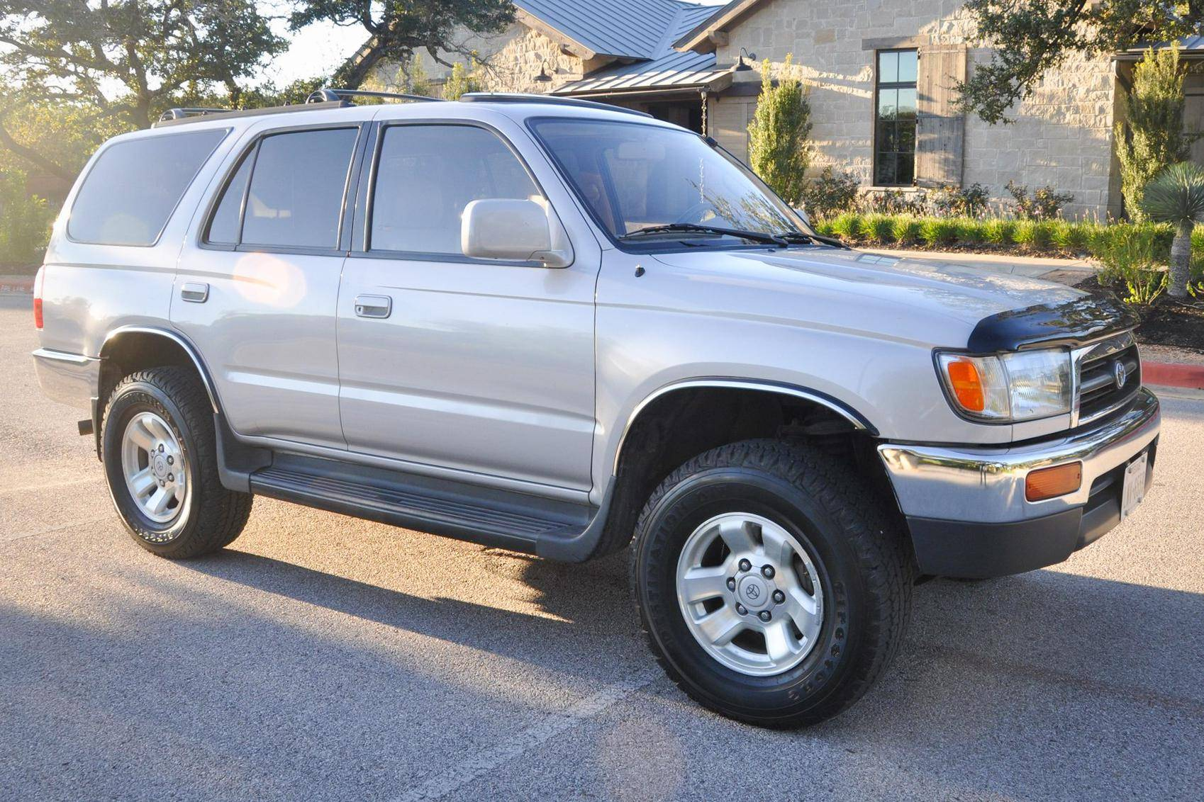 1997 Toyota 4runner Sr5 4x4 Auction Cars Bids