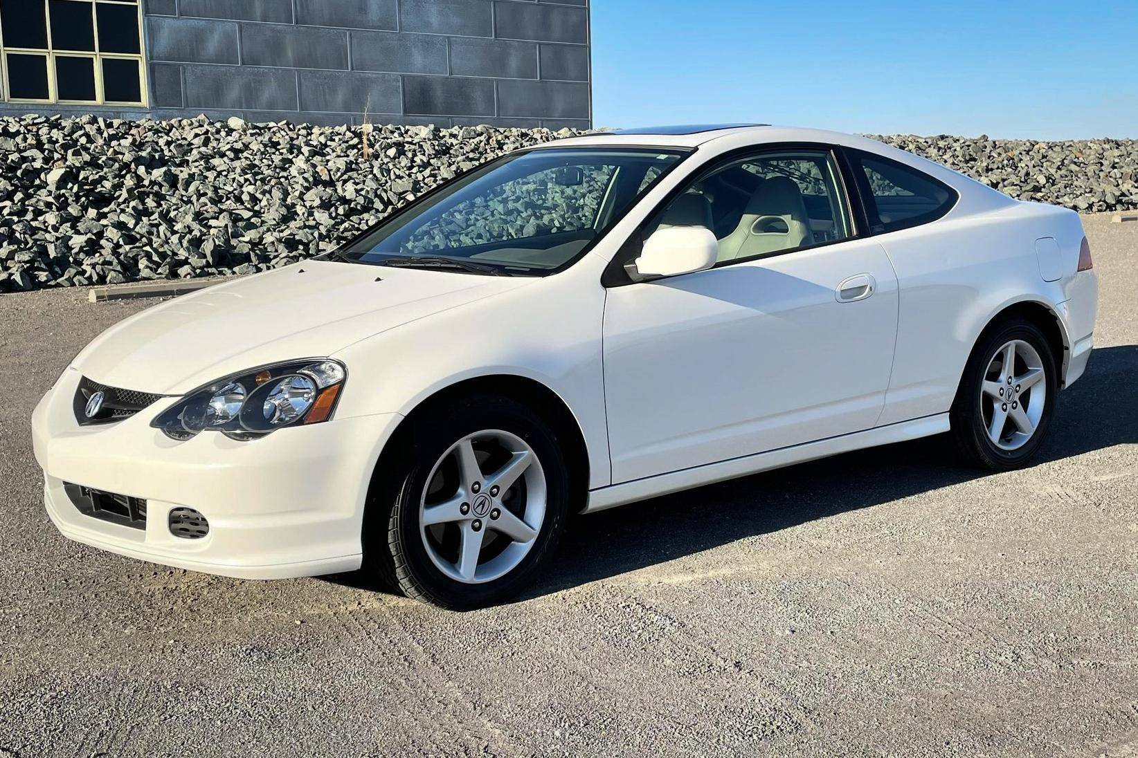 2002 Acura Rsx Type S Auction Cars Bids