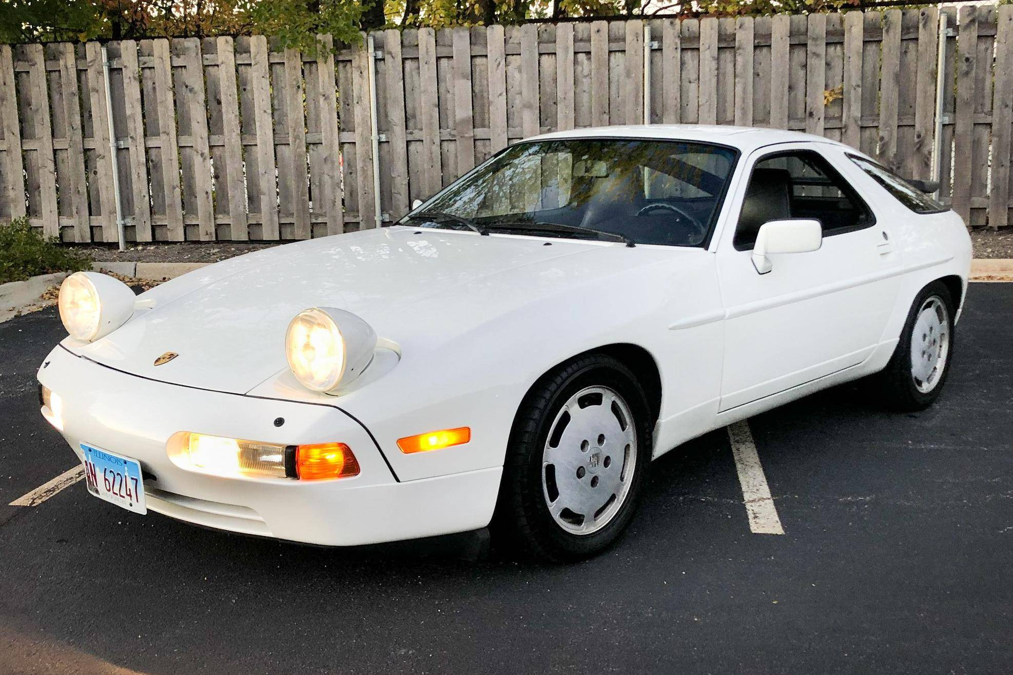 1987 Porsche 928 S4 Auction Cars Bids