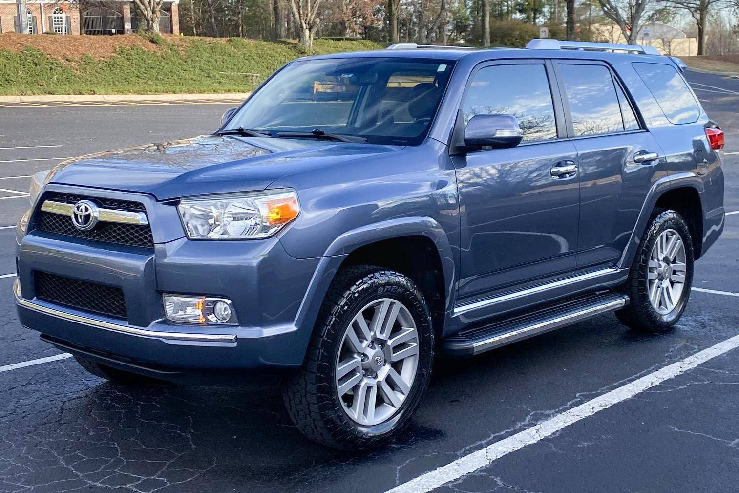 2012 Toyota 4runner Limited 4x4 Auction Cars Bids