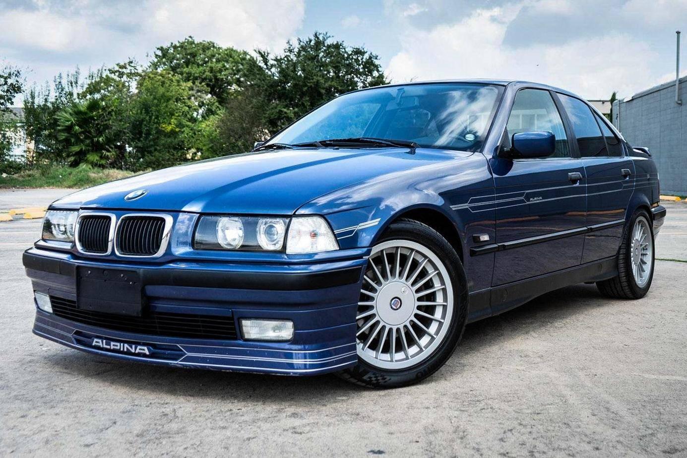 1994 Bmw Alpina B3 3 0 1 Auction Cars Bids