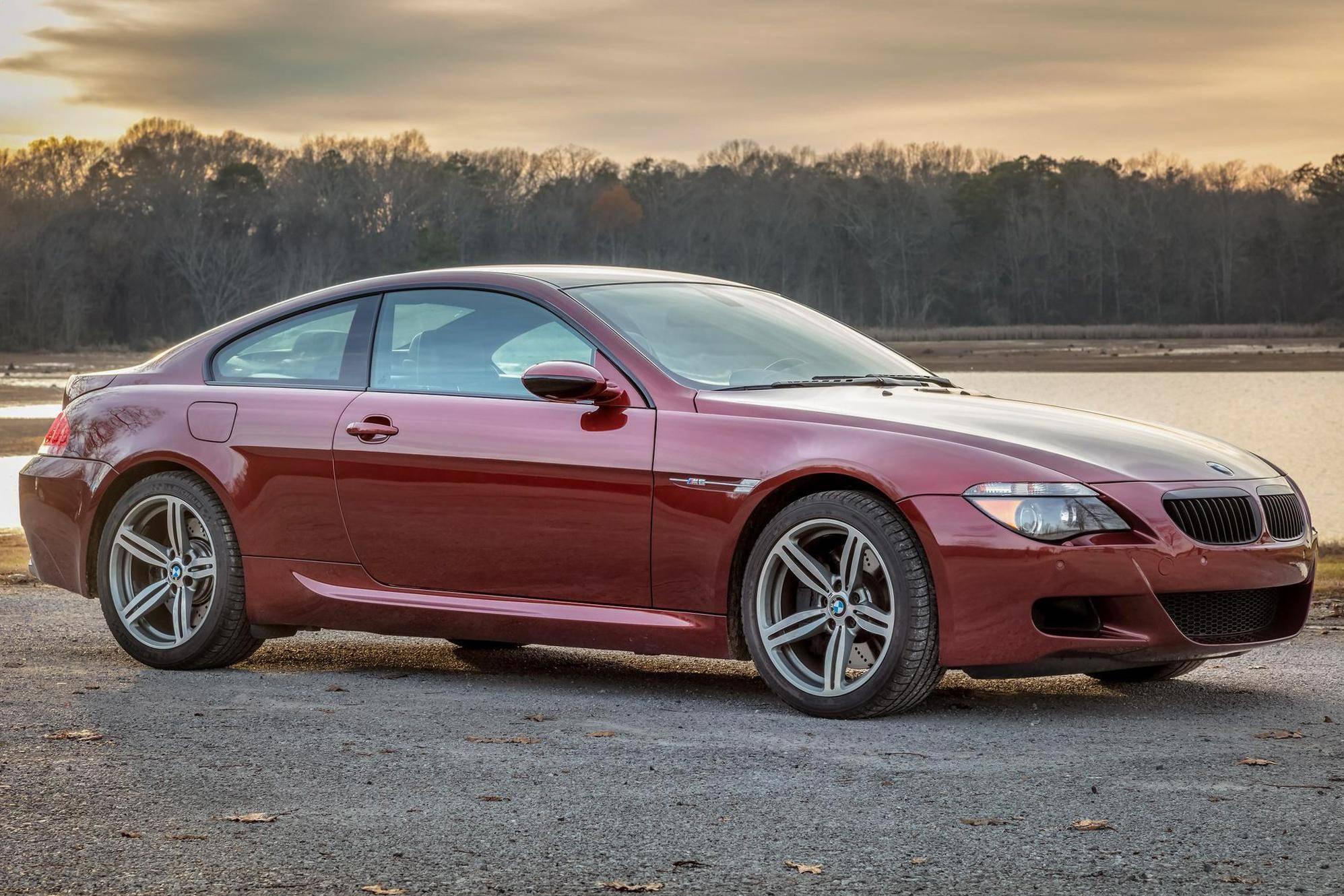 2006 Bmw M6 Coupe Auction Cars Bids