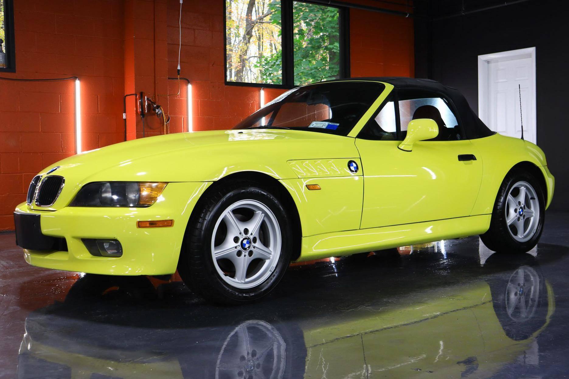 1997 Bmw Z3 Auction Cars Bids