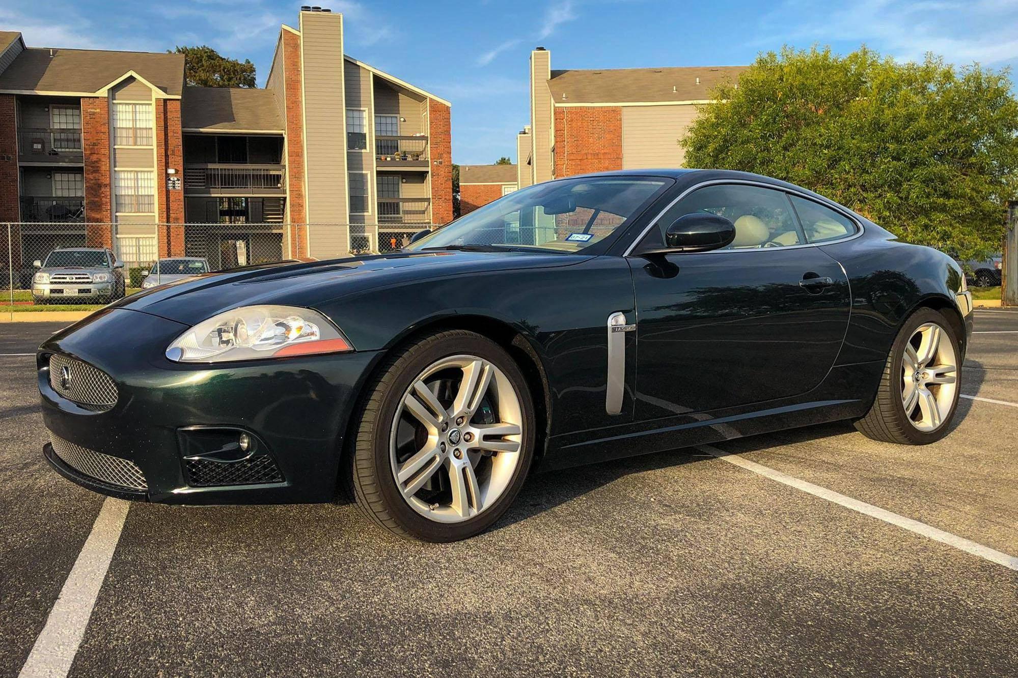 2008 Jaguar Xkr Coupe Auction Cars Bids